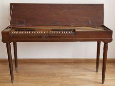 Mozart´s Clavichord Piano, Music Instruments, Aktiv, The Originals, Tutorials, School, Concerts, Musical Instruments, Pianos