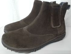 Boggs Genuine Leather Suede Girls Size 4 #Bogs #Boots