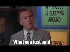 How I felt watching the US Presidential Debate