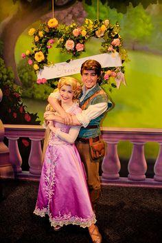 Rapunzel and Flynn Rider   Happy Valentine's Day!