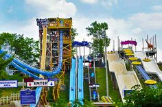 Noah's Ark (Photo: Noah's Ark) Wisconsind Dells home of the largest concentration of indoor & outdoor water parks o the planet