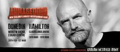 Graham McTavish will attend the ArmaggedonExpo in... | Graham McTavish Army