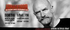 Graham McTavish will attend the ArmaggedonExpo in... | Graham McTavish Army
