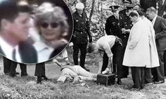 Book claims JFK's mistress was assassinated by the CIA 'because she knew too much about his assassination'