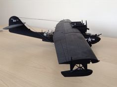 PBY Catalina 1/72 scale Black-Cat