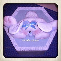 Cajita para bebe