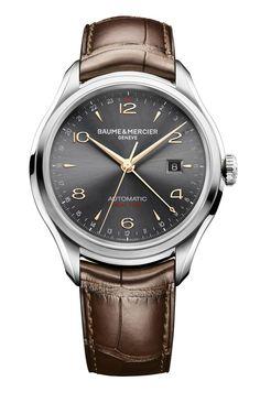 Baume  Mercier Clifton GMT