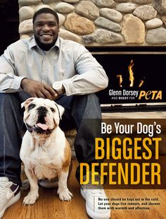NFL Player and former LSU player Glenn Dorsey Says, 'Be Your Dogs' Biggest Defender'