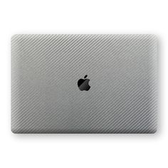 "MacBook Pro 13"" (2019) 3D Textured CARBON Fibre Skin - Metallic Grey Computer Technology, Energy Technology, Computer Programming, Macbook Pro 15, Apple Macbook Pro, Bank Holiday Sales, Facebook Brand, New Skin, Transportation Design"