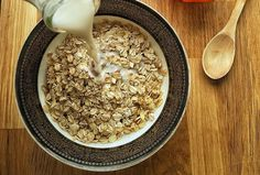 1 Cocina Light, Oatmeal, Banana, Breakfast, Healthy, Fitness, Oatmeal Cups, Healthy Dieting, Diets