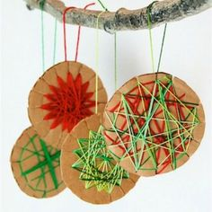 Creative DIY Christmas Ornaments