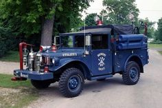 ✿Dodge Power Wagon✿ Old Dodge Trucks, Dodge Ram Pickup, Old Pickup Trucks, Cool Trucks, Fire Trucks, Dodge Power Wagon, Rescue Vehicles, Fire Apparatus, Jeep 4x4