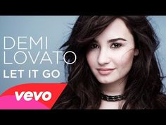 New song from Demi Lovato #LetItGo - LISTEN HERE --> http://bit.ly/19XcVnG -- #music #demilovato #frozen