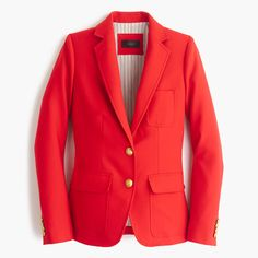 Rhodes blazer in Italian wool
