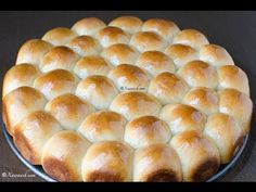 Honeycomb Bread (Rooti Shinnidhaab) - YouTube (Saudi Arabia) Cream cheese filled buns that are glazed with a sugar syrup
