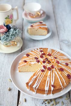 Miss Foodwise | Celebrating British food and culture: Cardamom and yoghurt spelt cake and the number 13