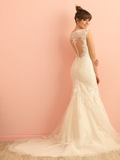 Allure bridal style 2864. Click the photo to try this dress on!