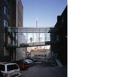 bridge between administrative buildings - Hledat Googlem Buildings, Bridge, Bridge Pattern, Bridges, Attic, Bro
