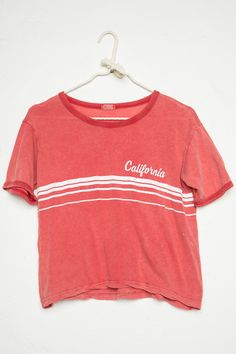 Brandy ♥ Melville | Nadine California Top - Graphics
