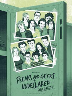 25. Freaks and Geeks