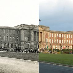 James Graham Building @Lydia Squire Squire Squire Lim Met then and now
