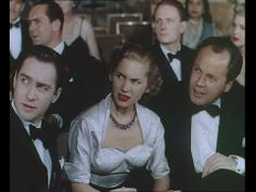 Fashion Show at the Savoy Hotel, London, 1951 (Part 2)