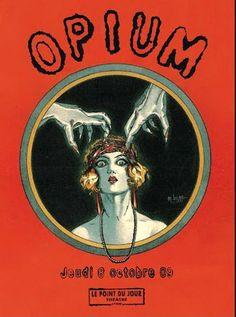 Opium est un Cabarécital conçu et réalisé par Christine Brotons (chant) et…