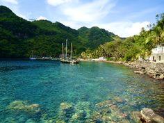 Svätý Vincent a Grenadíny - cestovateľské rady, tipy a itinerár. St Vincent Grenadines, Saint Vincent, Barbados, Palm, Saints, River, Island, Outdoor, White Sand Beach