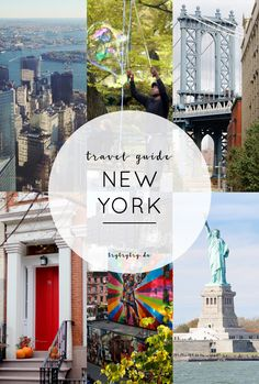 Travelguide für New York City!