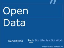 Tech Trends Cards : Open Data #OpenData #Tech #Trends #Cards #Tendances