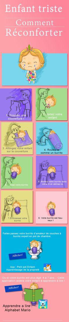 Comment réconforter son enfant triste | 1tucan