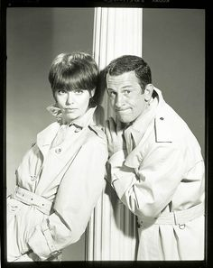 """""""Get Smart"""". What an awesome show!! Barbara Feldon wore a number long before Thirteen on """"House"""" made it cool. """"Ninety-nine, would you believe the credenza!"""" The show ran from 1965 - 1969."""