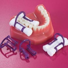 Resultado de imagem para colourful dental instruments