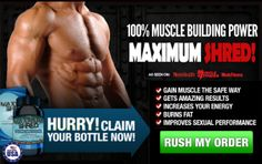 """""""Maximum Shred Reviews – Does it Really Work? If you've been looking for next generation bodybuilding supplements that help you pack on lean muscle mass while at the same time melting fat from your body, you're going to love Maximum Shred.  I'll admit to being at least a little bit skeptical when I saw all of the """"big time"""" claims that the people behind Maximum Shred were making – but once I gave their free trial a test run I was hooked."""""""