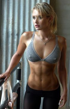 Xxx girls with abs
