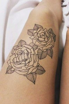 peonies by alex iumsa encre mecanique france outline simple tattoos tattoo ideas. Black Bedroom Furniture Sets. Home Design Ideas