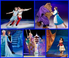 Spectacle Disney On Ice: Osez Rêver!  #patinage #Spectacle #spectaclepatinage