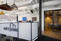 Inside AnyJunk's New London Office - Officelovin'