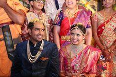 Director Krish Marriage Photos