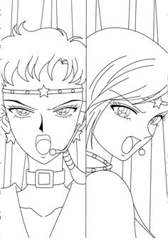 Znalezione obrazy dla zapytania sailor moon coloring pages printable Colouring Pages, Coloring Sheets, Coloring Books, Galaxy Painting Diy, Sailor Moon Coloring Pages, Sailor Moon Background, Sailer Moon, Magical Girl, Beautiful Artwork