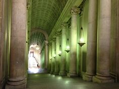Rome-- private entrance