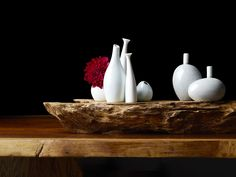 Each vase in our collection is a unique work of art. #SpinCeramics #art #ceramics #China