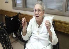 http://www.dontcallmegrandma.com/2015/10/30/a-funny-conversation-with-old-grandma/ #FunnyGrandma #DontCallMeGrandma #GreatGrandma #Grandma #CallMeGrandma