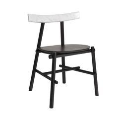 Ronin Chair - Marble Back - Fredrik Werner & Emile Lagoni Valbak