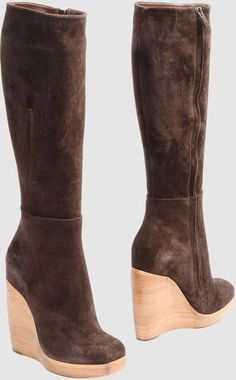 Costume National Brown Boots