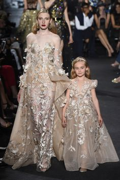 Elie Saab Couture Fall 2016 Collection