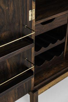 Torbjrn Afdal bar cabinet model Times at Studio Schalling