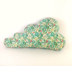 Liberty Print Cloud Cushion- Betsy Print