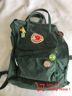 Baby I, will, be loving you, to, seventy~~ Mochila Kanken, Kanken Backpack, Kagehina, Backpacks, Sphynx, Aesthetic Backpack, My Style, How To Wear, Stuff To Buy