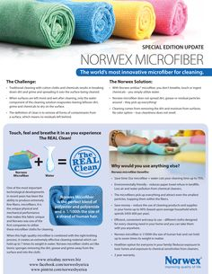 Norwex clean!  Jennifer Bower- Norwex Independent Sales Consultant